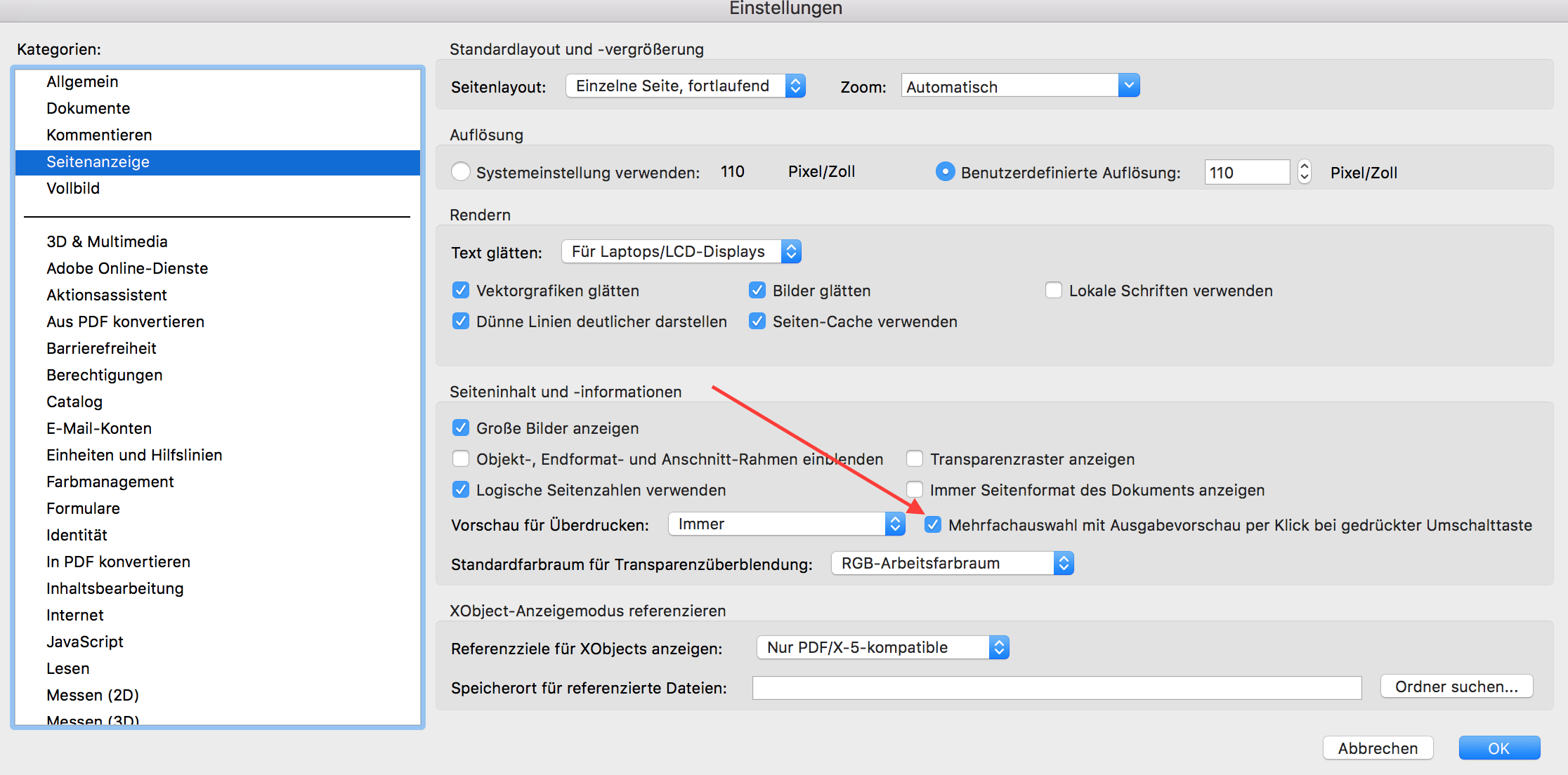 PDF-Tipp: Mehrfach-Auswahl in Acrobat/PitStop Pro › PitStop bei ...