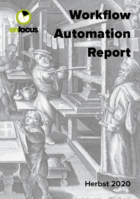 Enfocus Automation Report